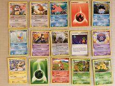 LOTTO 63 CARDS POKEMON - NINTENDO