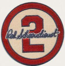 2018 Red Schoendienst Memorial Jersey Patch (Alt Cream) - St. Louis Cardinals