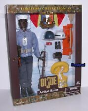 """GI Joe Timeless Collection II Action Sailor With Gear 12"""" Action Figure 1999"""