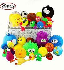 Jalousie 29 Pieces Stress Ball and Squeeze Toys Value Assortment-Stress Relax ..
