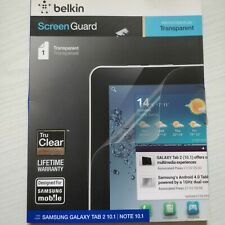 Protection Film Écran Pour Samsung Galaxy Tab 2 / Tab Note 10.1