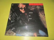 JOE COCKER- UNCHAIN MY HEART- CAPITOL EMI 64 7482851 SIGILLATO 1987 ITALIA
