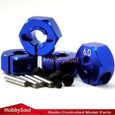 4 Stück 1/10 Metall Aluminium Hex Radnaben Länge 6mm-12mm für RC 1/10 Buggy Car