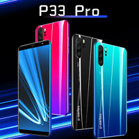 "P33/P33Pro Unlocked Smart Mobile Phone 5""/5.8'' Android 8.1 Dual SIM & Camera"