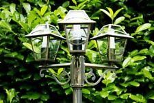 Kandelaber Laterne  Gartenlaterne Wegeleuchte Stehlampe Außenleuchte Stehleuchte