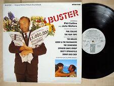 Buster OST Phil Collins A-3U B-2U UK LP Two Hearts Virgin V2544 1988 EX/EX