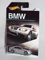 Hot Wheels 2016 Wal-Mart Exclusive Release BMW Series 6/8 BMW M3