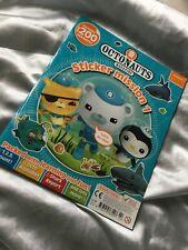 Octonauts Cbeebies magazine Stickers Special, Over 200 Stickers, New ukseller