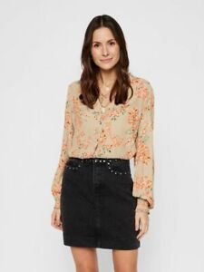 Pieces Floral Blouse - Size: XS / Was Selling At Anthropologie Brands