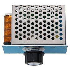 SODIAL(R) SCR Regulateur de tension Tension 3000W Haute puissance avec couv A1W4