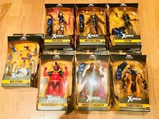 Marvel Legends X-Men Apocalypse BAF Wave 3 complete set. Mint. A+Seller