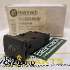Land Rover Defender 90 110 TD5 Puma 02> Spot Light Switch Bearmach YUG000540LNF