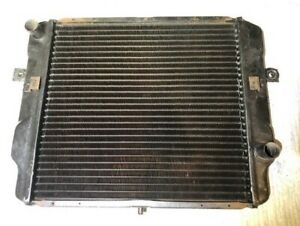 OEM Volvo 140 142 144 145 Radiator 460402 Cleaned and ready to install