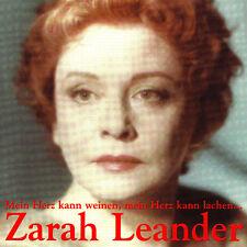 ZARAH LEANDER - 2 CD - Mein Herz kann weinen, mein Herz kann lachen...