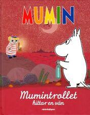 Buch Mumin SCHWEDISCH : Mumintrollet Hittar En Vän, Tove Jansson