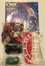 K'Nex All American Roller Coaster Building Set #55400 561 Pieces New. No Box