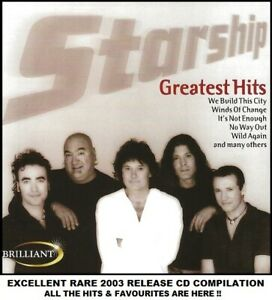 Starship - Very Best Definitive Essential Ultimate Hits Collection - Rock Pop CD