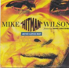 Mike Hitman Wilson-Another Sleepless Night Vinyl single
