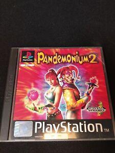 Pandemonium 2 (Sony PlayStation 1, PS1)