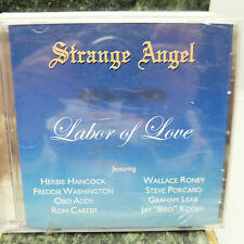 MUSIC CD:  STRANGE ANGEL: LABOR OF LOVE, BRAND NEW, FREE SHIPPING