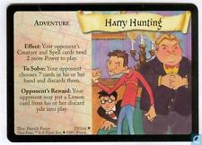 Harry Potter TCG Base Set Harry Hunting 23/116