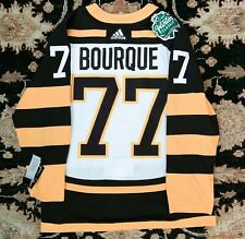 Boston Bruins 2019 Winter Classic Adidas Authentic NHL Ray Bourque Jersey 52