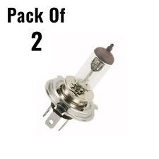 Car Headlight Headlamp Bulbs x2 Halogen H4 12V 60/55W 472 P43t - Lucas LLB472