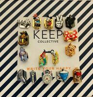 Keep Collective Disney Charms - Mickey, Minnie & More