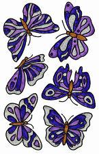 Window Color Bild Fensterbild Fensterfolie Schmetterlinge zur Auswahl (138)
