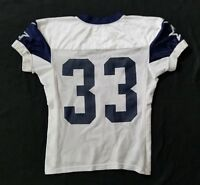 #33 of Dallas Cowboys NFL Locker Room Practice Worn Jersey