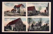 108374 AK Liebenzig Bahnhof 1912 Dorfstraße Kath. Kirche Warenhandlung Kretschme