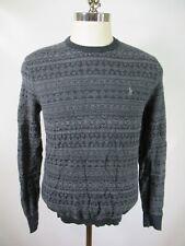 F6647 Men's Polo Ralph Lauren Pull-Over Crewneck Sweater Size S