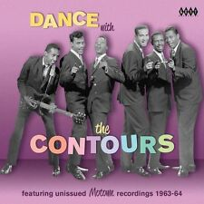 The Contours - Dance With The Contours (CDTOP 350)