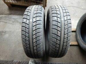 2 Winterreifen 185/70 R14 88T Michelin Alpin A3 DOT 3318 Profil 5,1-6,3mm