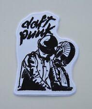 patch, écusson , music , daft punk 10/7cm