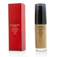 Shiseido Synchro Skin Glow Luminizing Fluid Foundation SPF 20 - #Rose 5 30ml