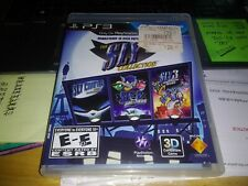 Sly Cooper Collection (Sony PlayStation 3, 2010) PS3 Complete W/ Manual