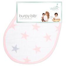 aden baby absorbent muslin burpy bib: doll collection