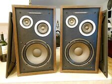 Vintage 1970s Marantz Code 30/300 Impedance 8-Ohms Speakers Made in the U.S.A.