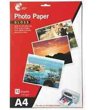 Glossy A 4 Photo paper 12 sheets 235 gsm