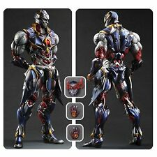 DC COMICS: Darkseid Action Figure fatte da Enix. VARIANTE SQUARE Play Arts. (TK)