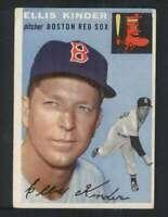 1954 Topps #47 Ellis Kinder EX/EX+ Red Sox 80071