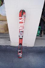 Volkl Unlimited AC Jr Skis with Rossignol Comp J Bindings 100cm 1000mm VOLKL SKI