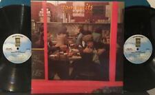 TOM WAITS NIGHTHAWKS AT THE DINER~VG++ ORIG 1975 2LP~WARM BEER~PUTNAM COUNTY