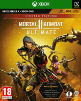Mortal Kombat 11 Ultimate Limited Edition + Steelbook Xone / xbox X    In stock