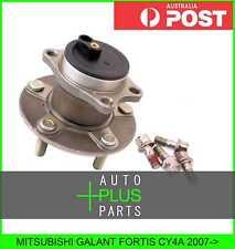 Fits MITSUBISHI GALANT FORTIS CY4A Rear Wheel Bearing Hub