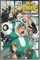 New Warriors: Reality Check TPB Marvel 2006 MCU *