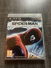 spiderman aux frontieres du temps Ps3
