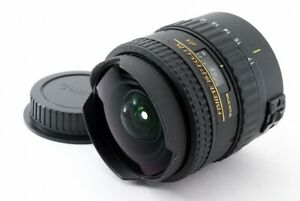 Tokina AT-X 10-17mm f/3.5-4.5 DX AF Lens For Canon Excellent From Japan #6780