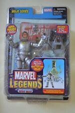 Toybiz Marvel Tales of Suspense Comic & Action Figure Set Mojo Series Iron Man